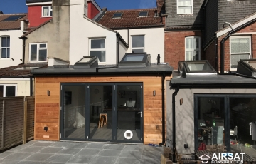 2 x Single Storey Rear Extension