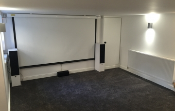 Basement Alteration & Cinema Room