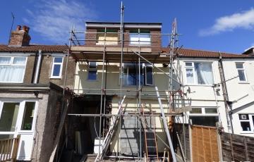 Loft Conversion & Single Rear extension
