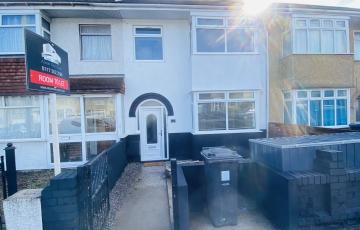 6 Bedroom House Renovation & Large Rear Single Extension HMO Property